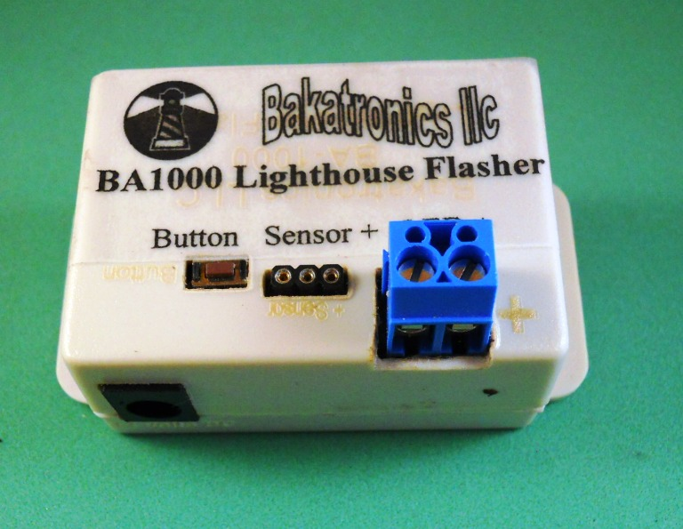 BA-1000 Large Scale LED Lighthouse Flasher