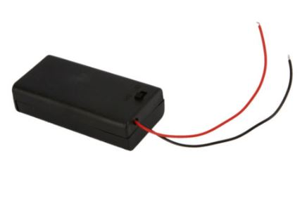 Battery Holder 2 AA (supplied as separate item)