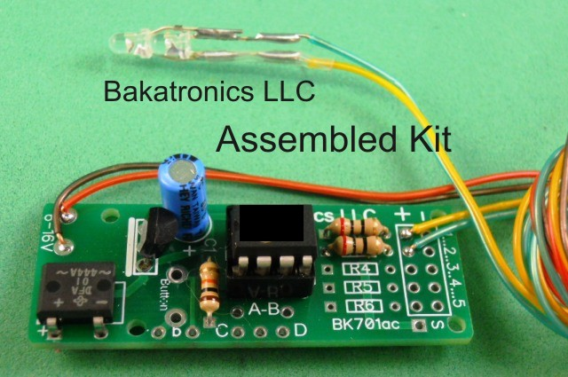 BK-103 Simulated Airport Beacon Kit