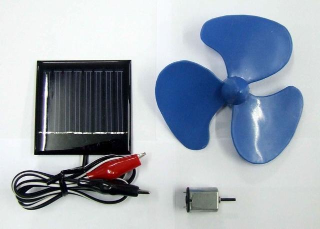 fk1001 solar motor kit