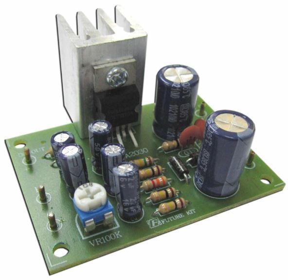 FK1301 Power Amplifier, 8 watt for Voice IC kits
