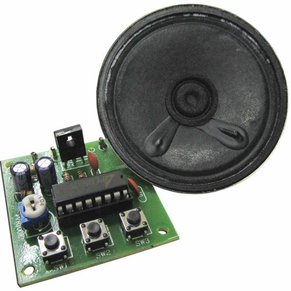 3 Congratulations Sound kit