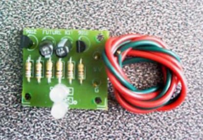 FK135 Two Color 2 LED Flasher  Kit, 5mm LEDs