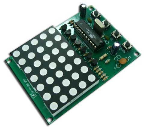FK174: 5x7 ANIMATED LED SIGNBOARD