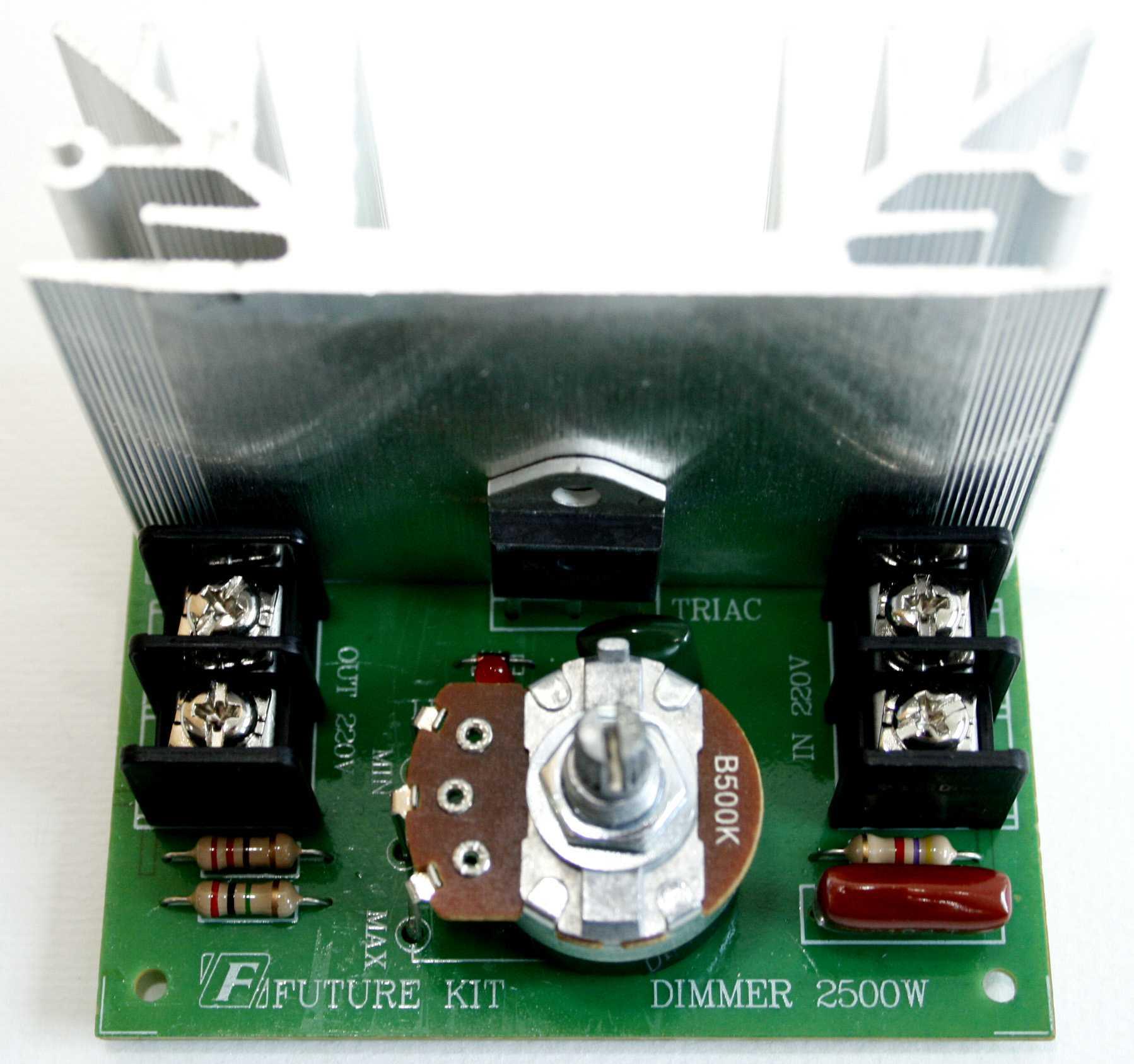 lighting led shop control light dimmer kit strip module hid pros