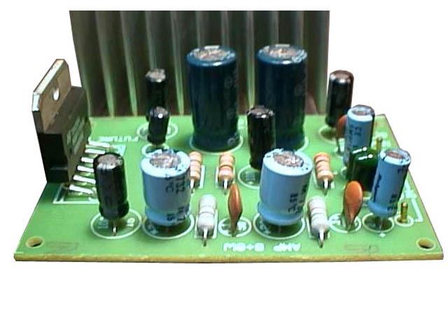 FK605 Power Amp 8 Watt Stereo