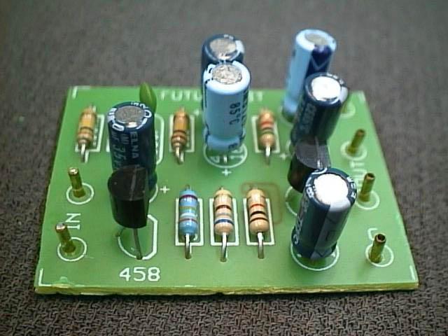 FK647 Microphone Pre Amplifier