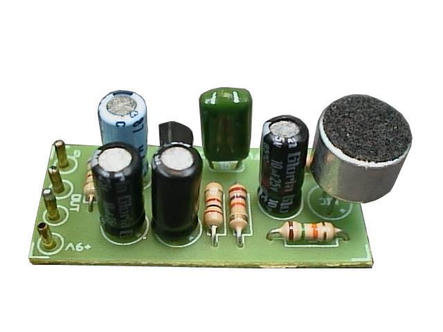 FK648 Pre Amp Condensor Mic