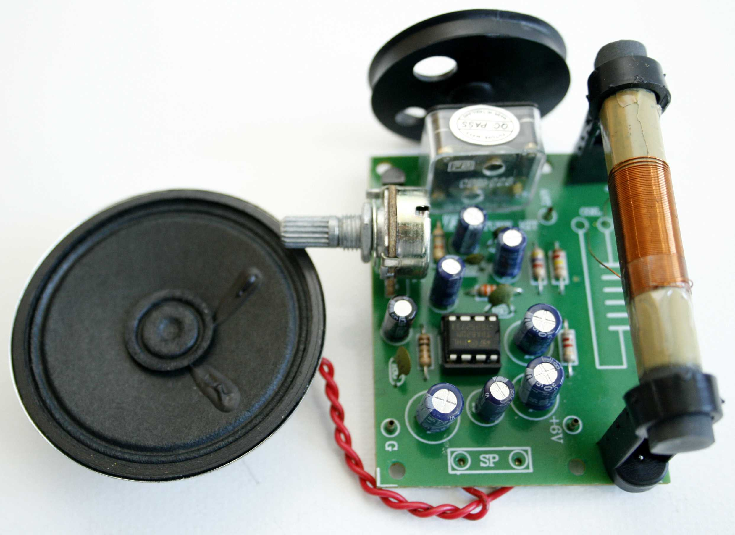 FK708: AM. RADIO RECEIVER Kit
