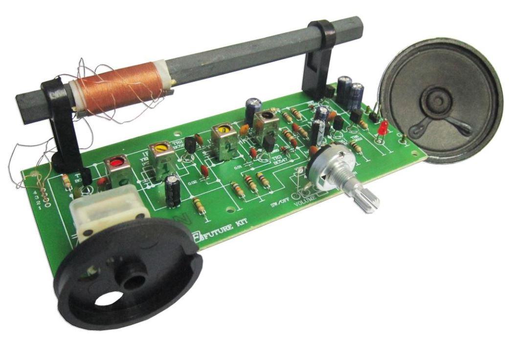 AM Receiver Experimental Board
