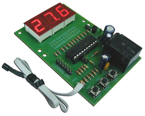 FK945 Digital Temperature Controller, kit