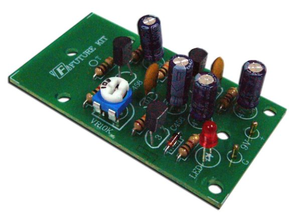 FK946 Non Contact AC Voltage Detector Circuit