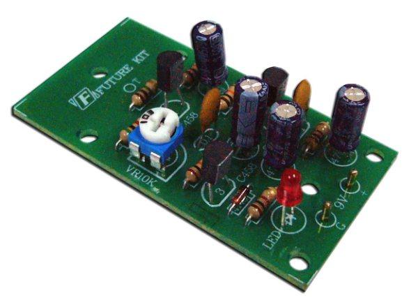 Ac Voltage Detector Circuit