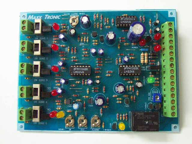 MX047 Home Security System Module