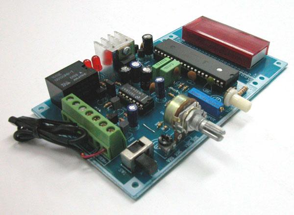 MX052 Digital Temperature Control