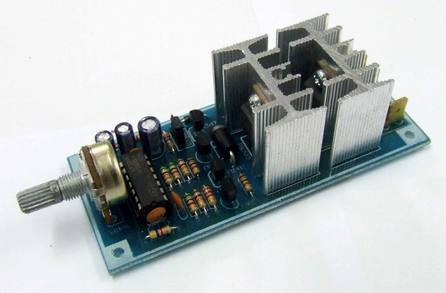 PWM DC Motor Speed Controller, 30 Amp (MXA066)