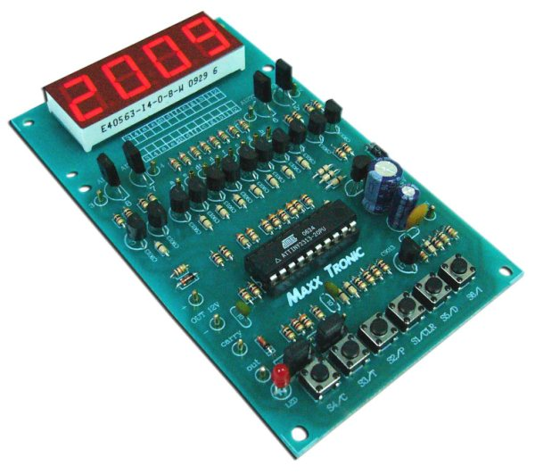 MX069 Digital UP /  Down Timer w/ driver