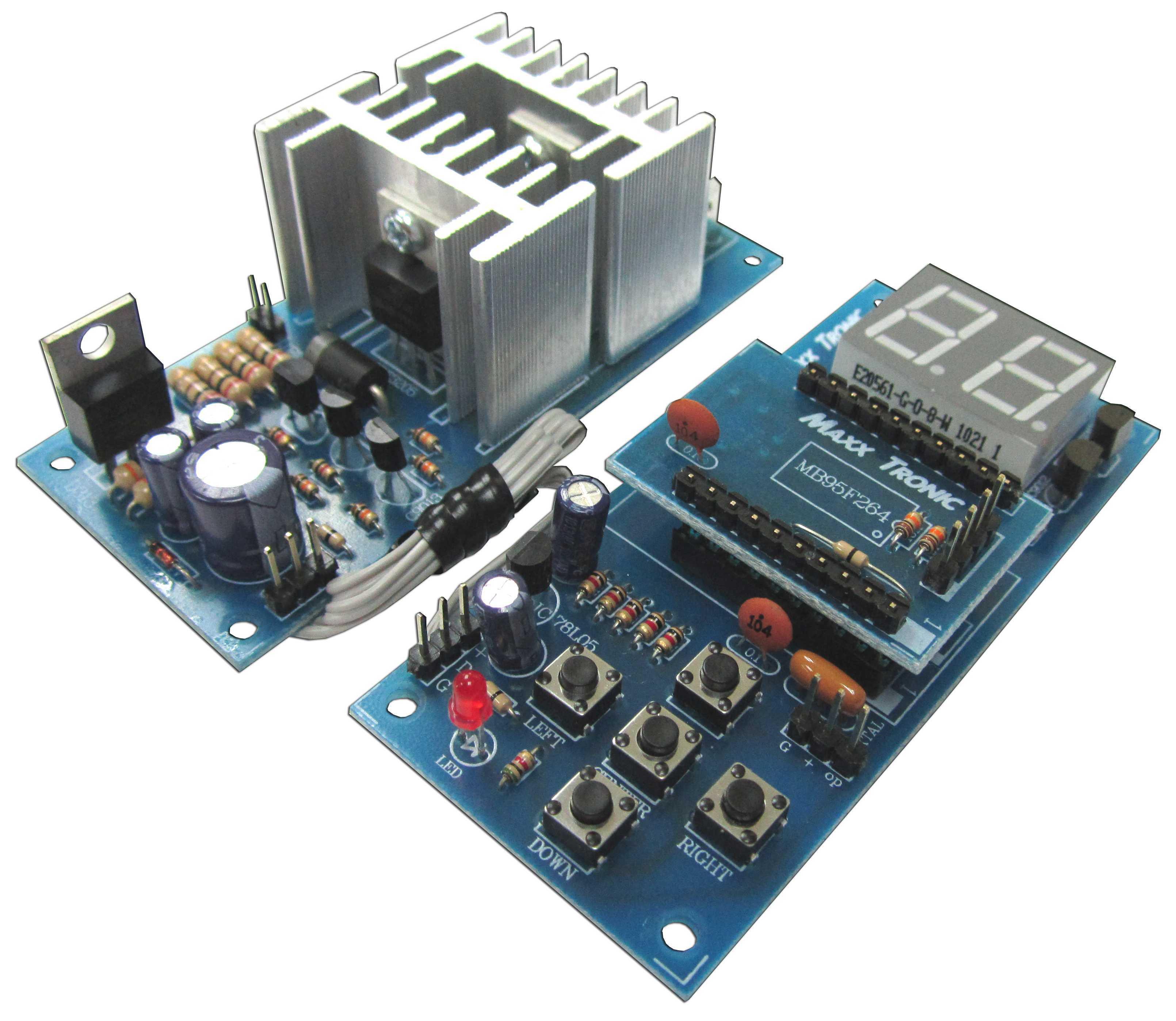 MXA087 DC Motor Speed Control, 30 Amp max