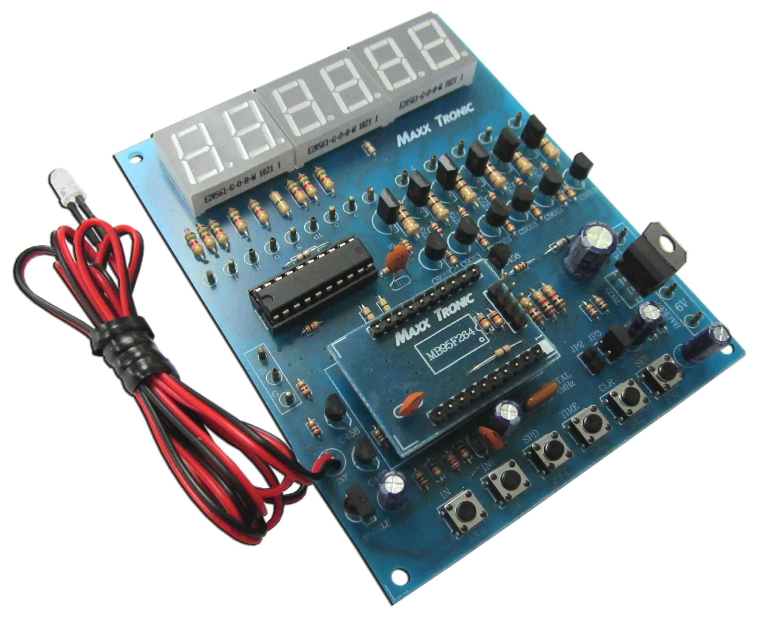 MXA-088 Infrared Sensor Digital Counter