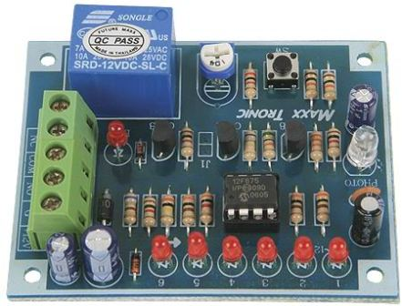 MX061Night activated switch (relay)