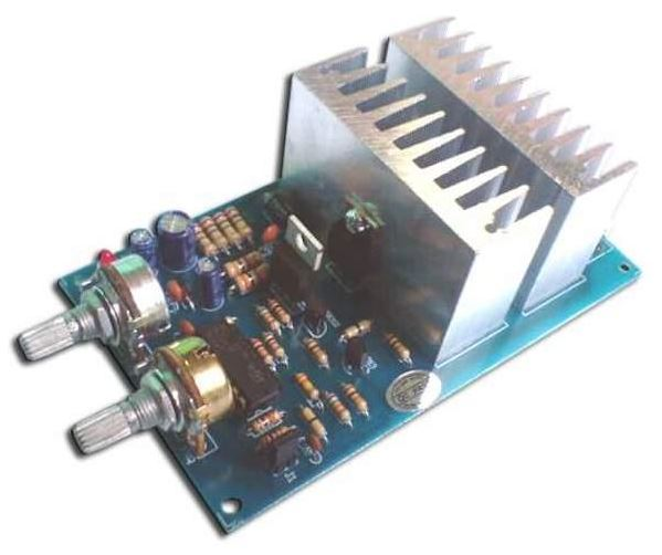 Heavy Duty PWM DC Motor Speed Controller, 30 Amp
