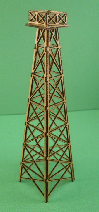 BT-103 Airport Beacon Tower, N Scale or Z