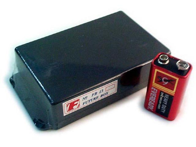 FB13 General Purpose Project Enclosure Box with Mounting Flange