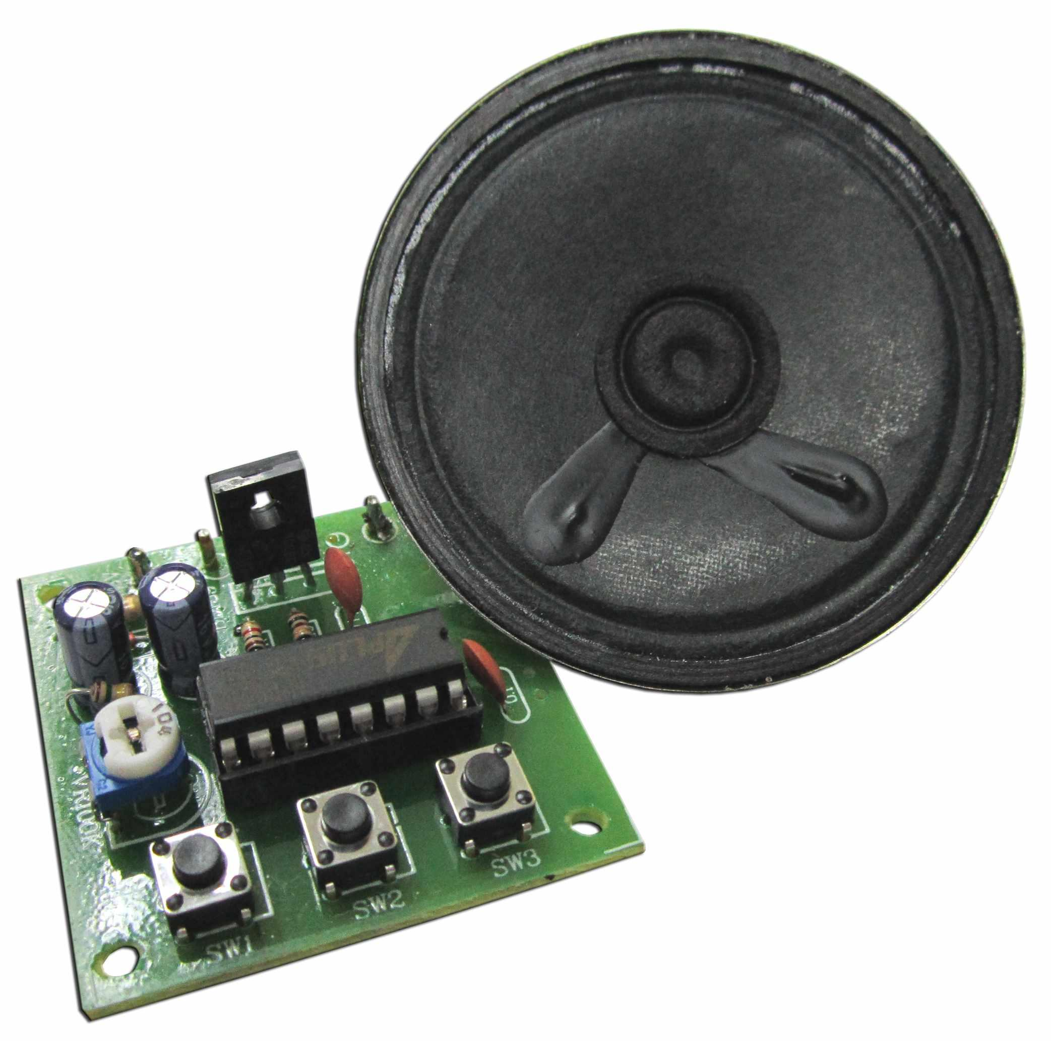 3 Monkey Voice (Gibbon, Monkey, Gorilla) Sound Kit