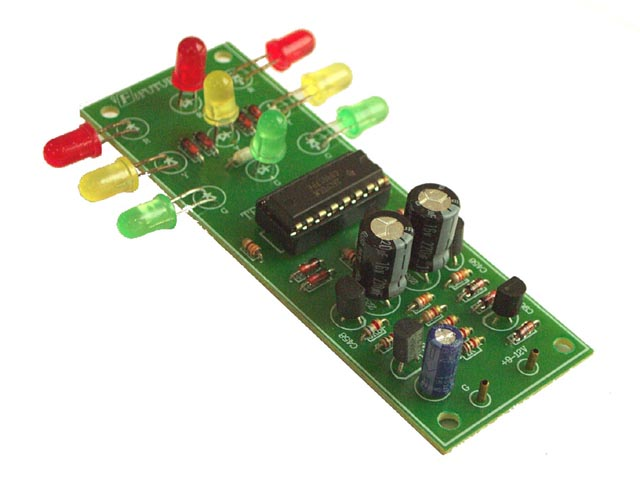 FK148 Traffic Light Kit, with 12 LEDs