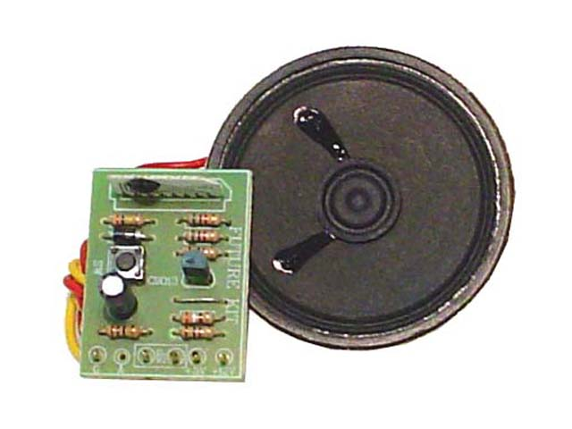 FK203 Wolf Sound Effects Kit