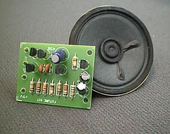 FK228 Mini Siren Sound  Kit