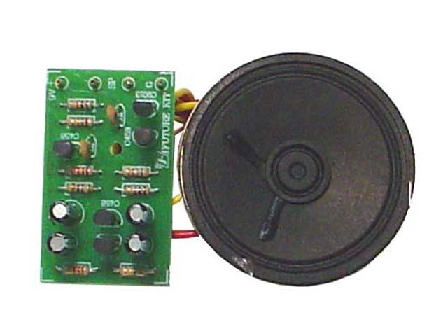 FK234 Police Siren Sound  Kit