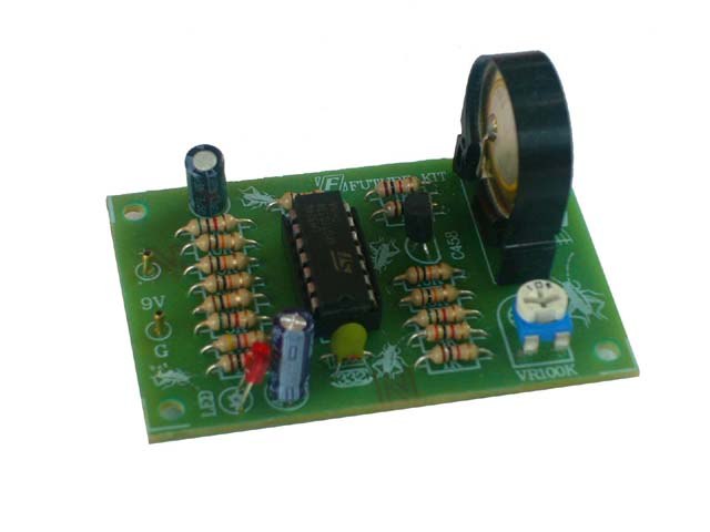 how to make pwm speaker louder assembly