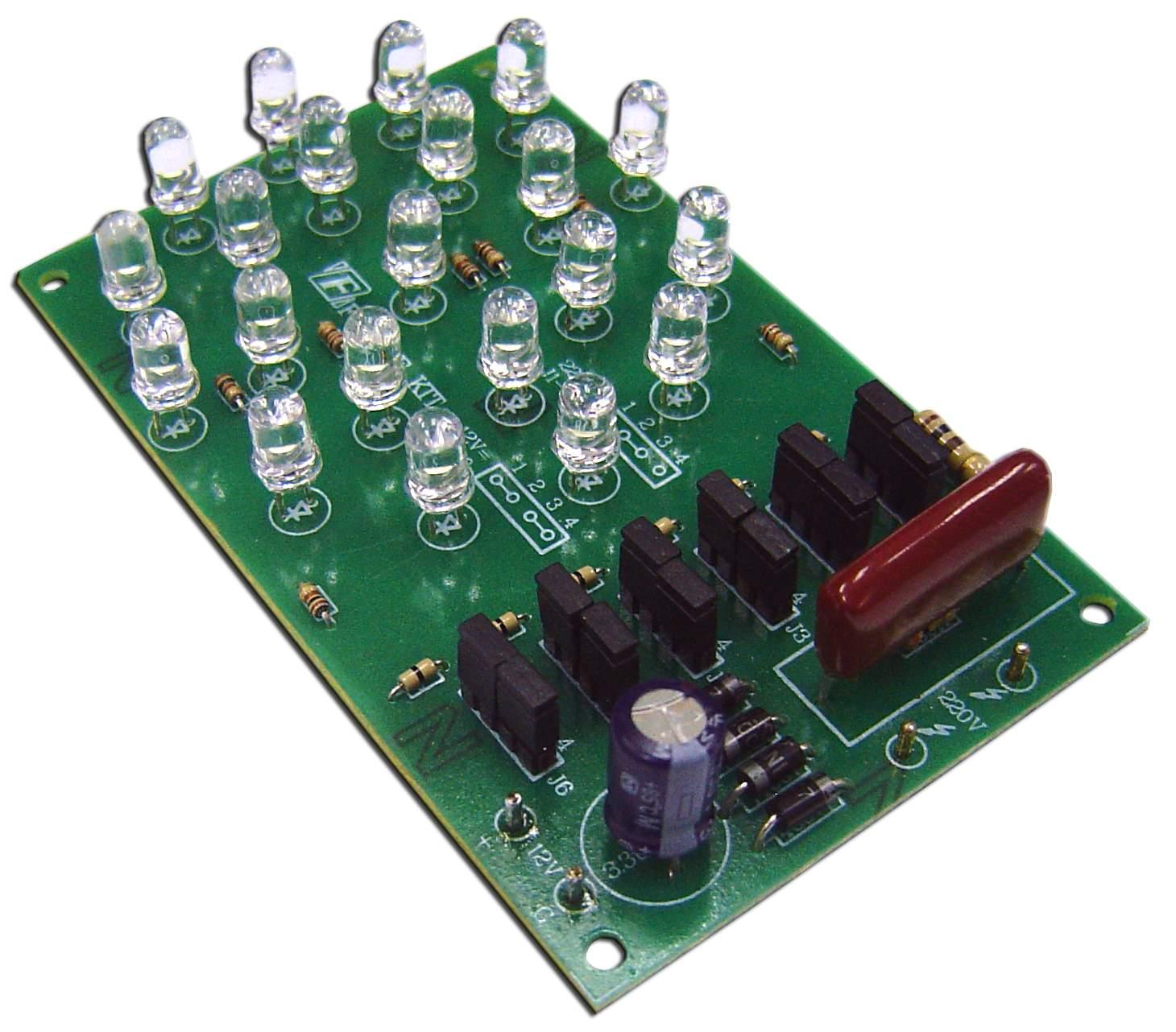 FK439 Energy Efficient 21 LED Light Kit