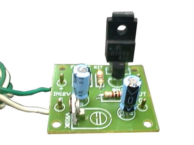 FK807 0-12 Volt Regulator