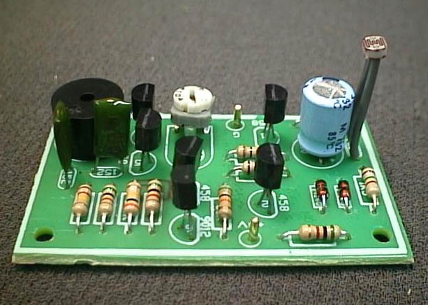 FK911 Light Activated Alarm / Sensor