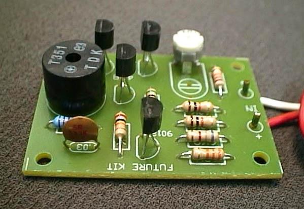 FK915 Low Battery Alarm / Sensor