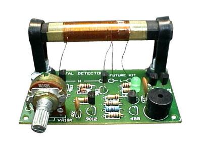 FK919 Metal Detector Circuit