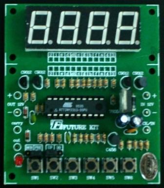 FK936 4 digit counter kit