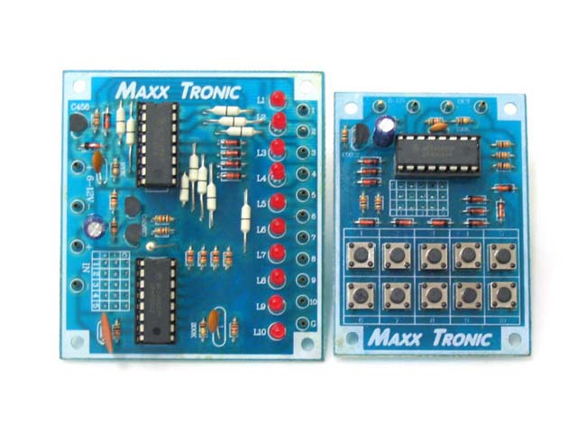 MX013 10 ch Encoder / Decoder Module