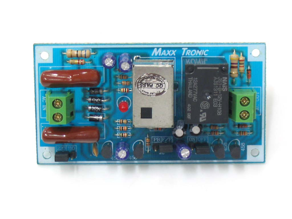 MX014 Infrared Remote Switch