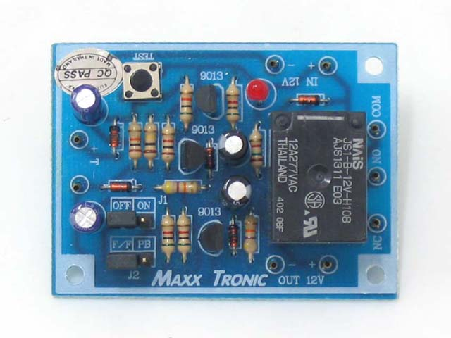 MX016 Relay Card, 1 Channel