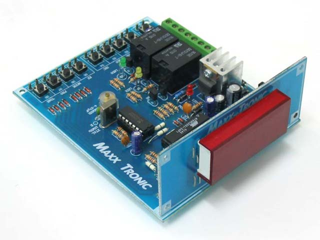 MX021 Programmable Timer