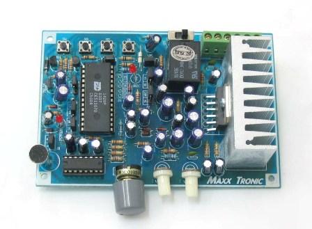MX029  Digital Record & Announcer