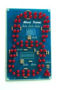 "MX035 5"" Seven Segment Display"