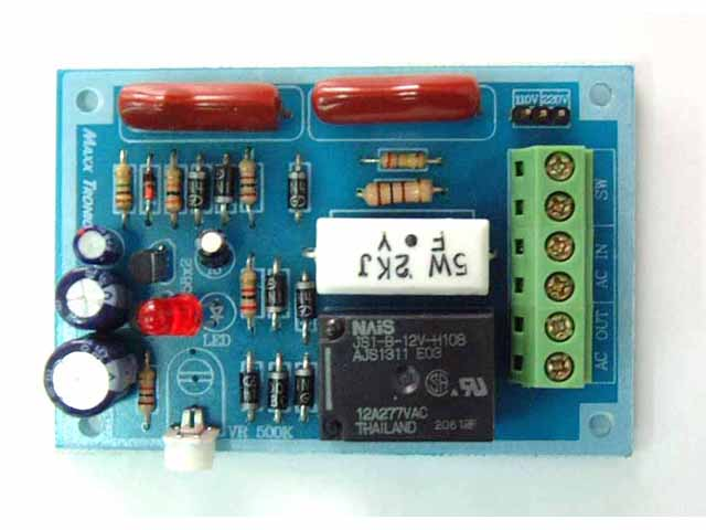 MX046 Delay Off Switch
