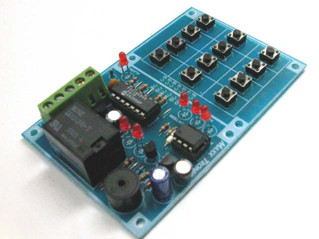 MX054 Digital Code Switch